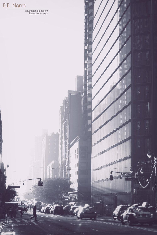 Manhattan Rhapsody - E.E. Norris