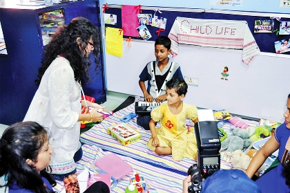 Smiles and lives of patients transformed at the Kolkata center