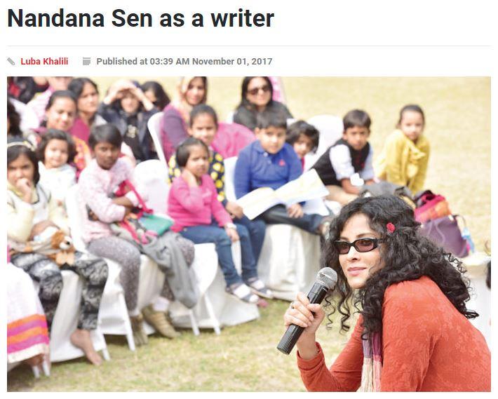 Dhaka Tribune - click here for full article   November 1, 2017