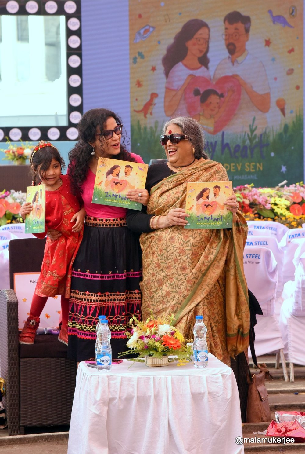 In My Heart celebrates unity that one finds in family: Nandana  Business Standard - click for full story  January 25, 2019