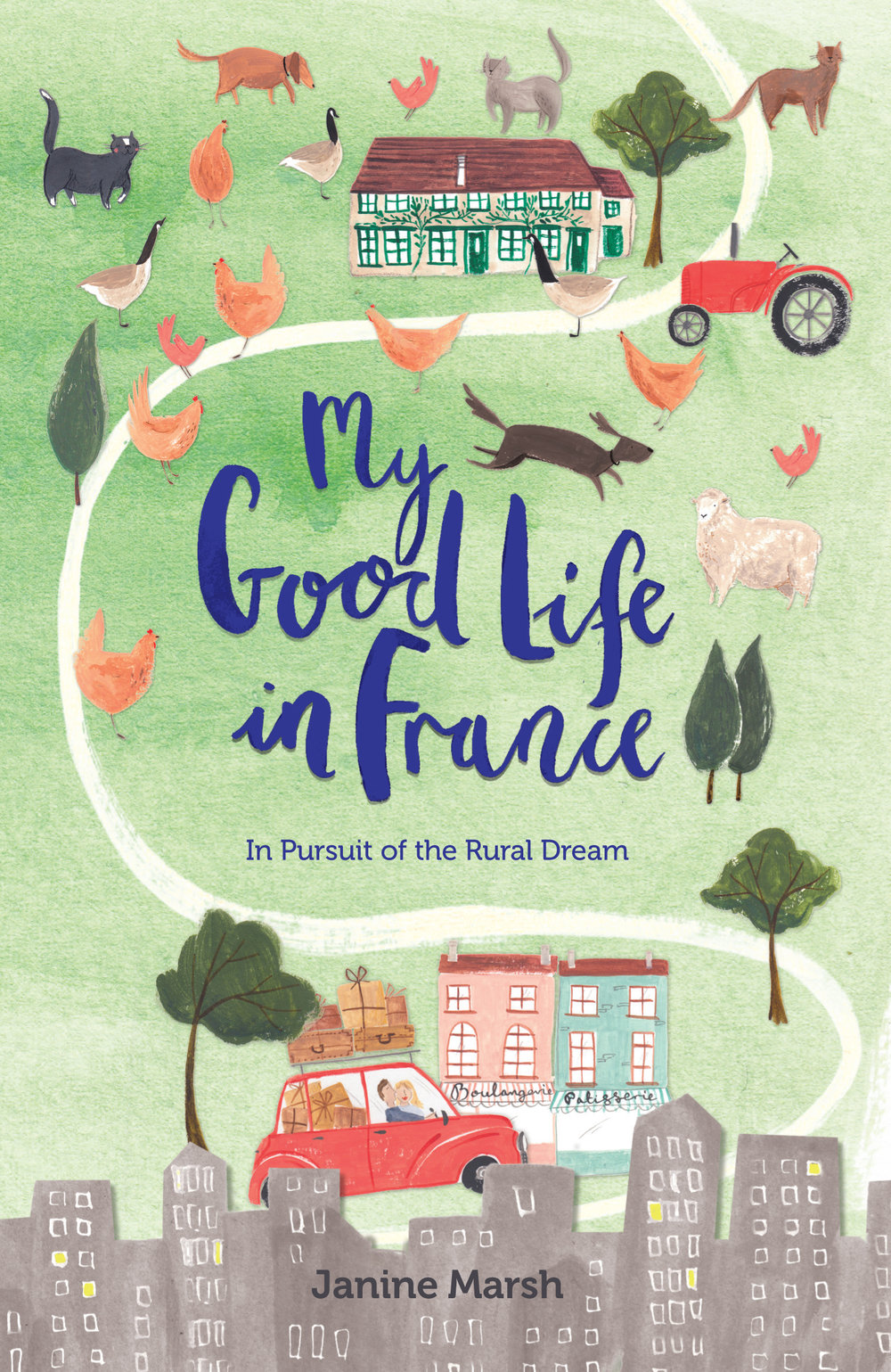 my good life in france emma block