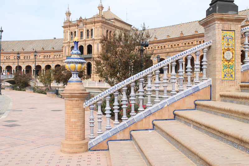 Emma block travel Guide to Seville