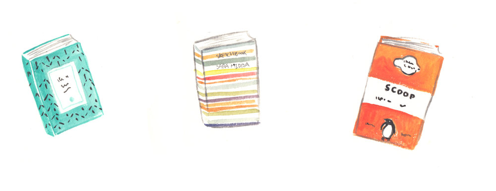 emma block books painting