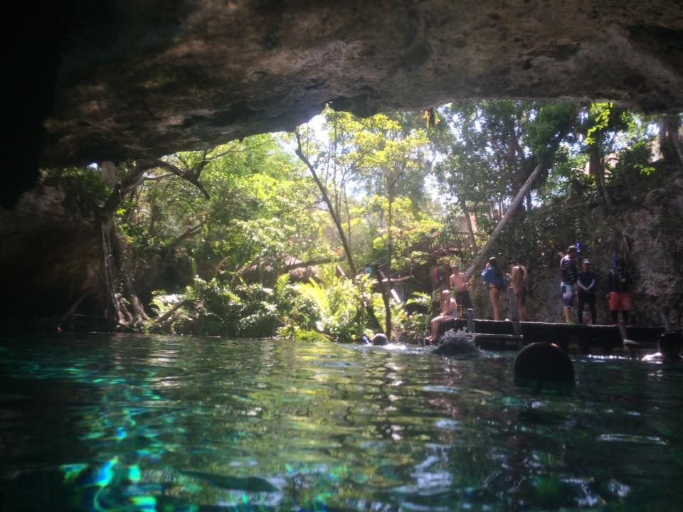 tulum mexico guide cenote