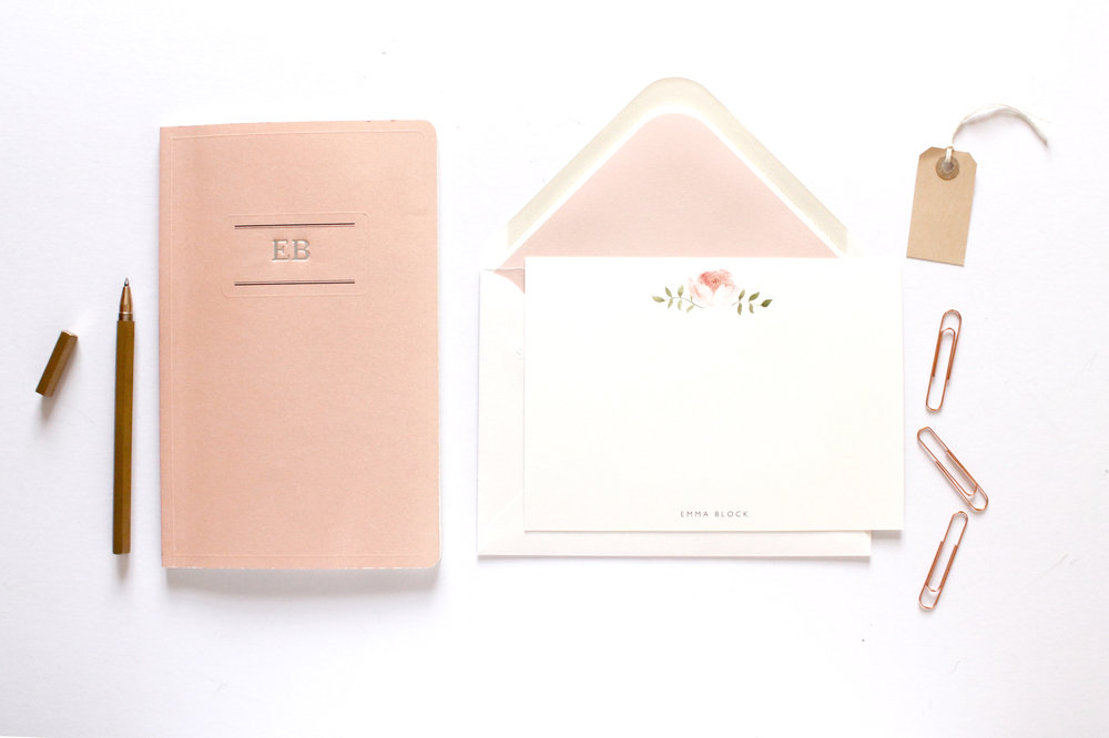emma block stationery papier