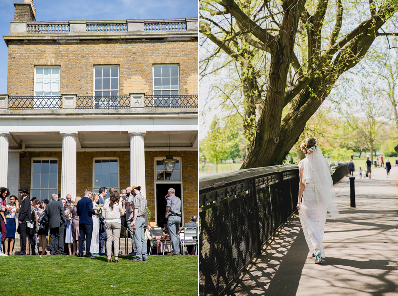 emma block wedding blog clissold house