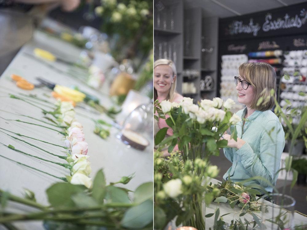 your london florist flower crown