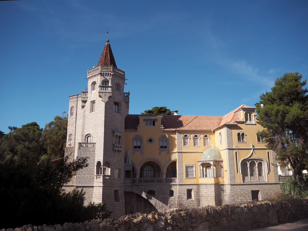 cascais mansion