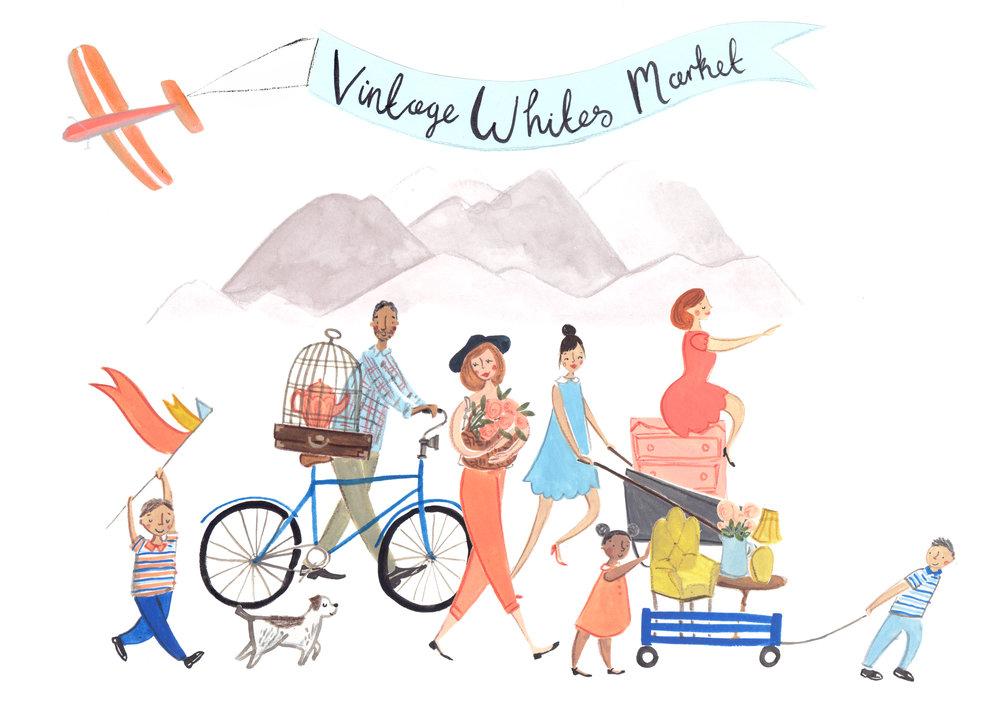Vintage Whites Market