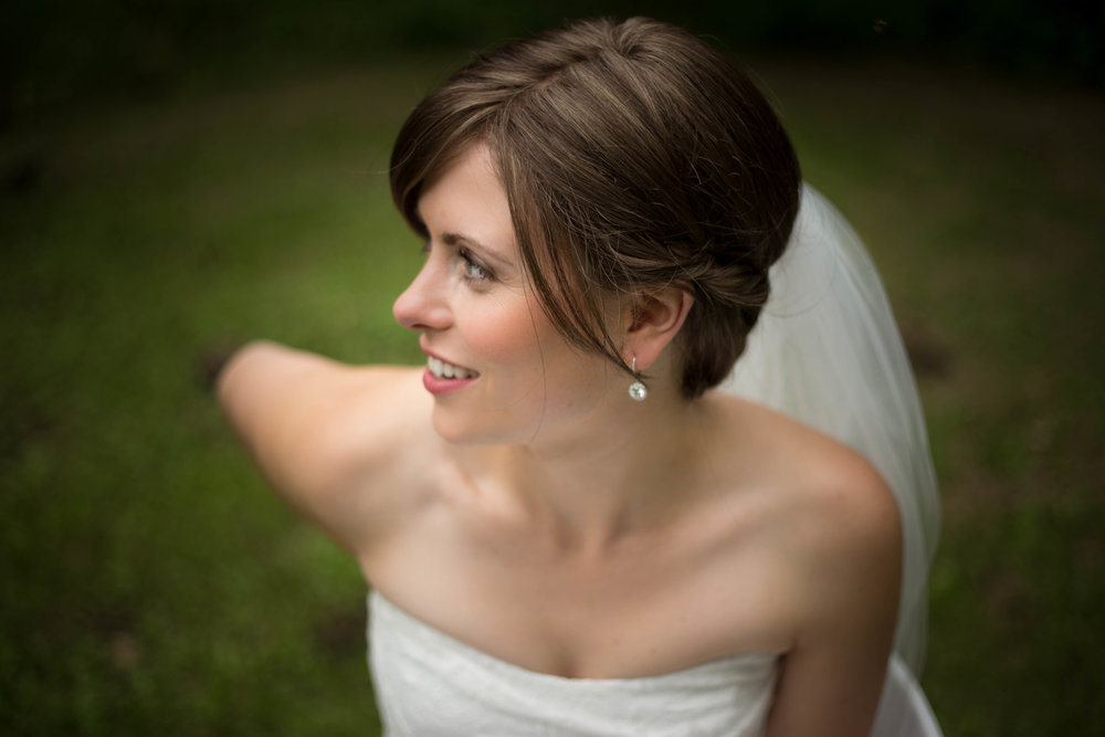 wedding edmonton photographer | bridal portrait