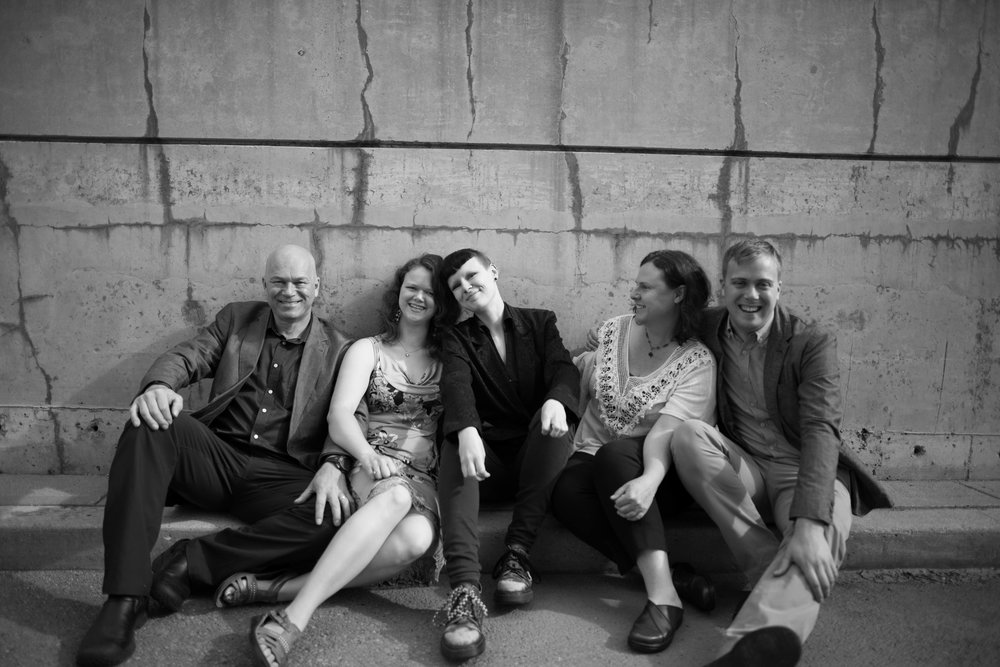 black and white family photo edmonton