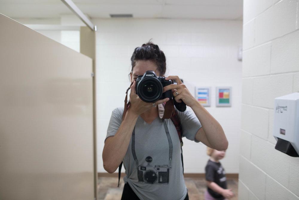 photography self portrait