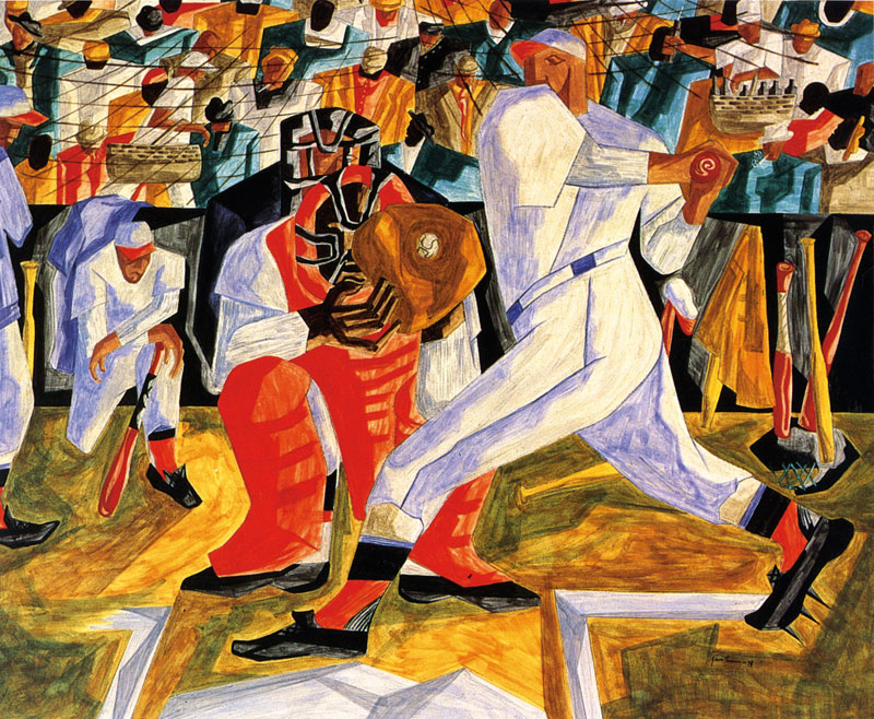 Jacob Lawrence-Strike.jpg