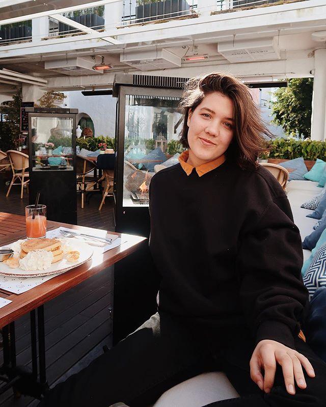 Breakfast in Marbella 🥞🍓 ~ 📸- @downhomemaine