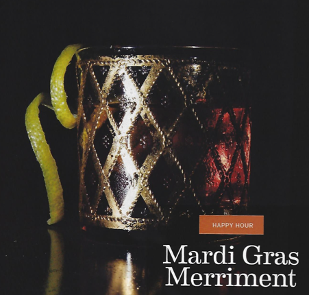 MARDIS GRAS MERRIMENT    Birmingham Magazine, February 2018    Read More