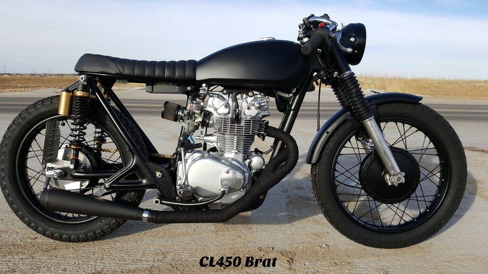 CL450 brat