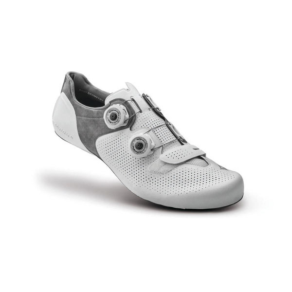 Specialised S-Works Women's Road Shoe    Price: £280   The Specialized S-Works Women's 6 Road Shoe can be summed up in two simple phrases – explosive speed and superior comfort.