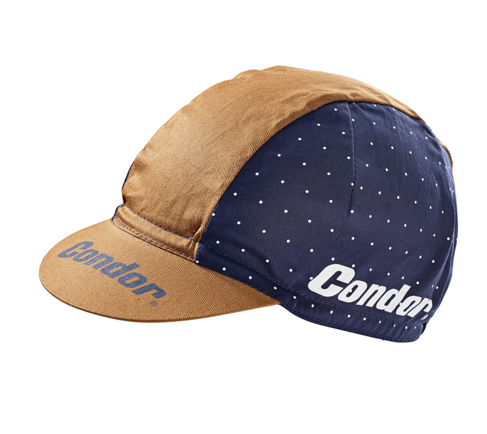 CONDOR 2017 Dots Cap Peak DOWN 57348.jpg