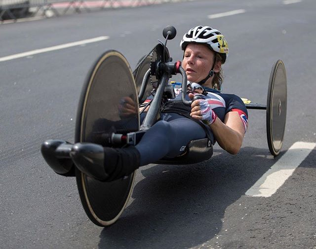 Karen Darke fell off a cliff and became paralysed from the chest down at the age of 21, but has proved that anything is possible, including gold at the Paralympic games in Rio. In an extract from her book, Quest 79, she shares the positive psychology tips that helped her get there... Read it in the PEOPLE section of our site - link in bio⠀ ⠀ @adventuresynd, @handbikedarke @britishcycling ⠀ #CYCLING #ROADBIKE #CYCLIST #BIKESTAGRAM #CYCLINGLIFE #STRAVACYCLING #ROADCYCLING #INSTACYCLING #RIDEYOURBIKE #ILOVEMYBIKE #CYCLISTS #LOVECYCLING #INSTACYCLE #CYCLINGLOVE #INSTABICYCLE #CYCLISTLIFE #OUTSIDEISFREE #FROMWHEREIRIDE #WTMTM #ROADSLIKETHESE #ROADPORN #WYMTE #SOCKDOPING #CYCLECHIC #CYCLINGKIT #CYCLINGAPPAREL #CYCLESTYLE #CYCLEGEAR #CYCLINGGEAR #KITPORN