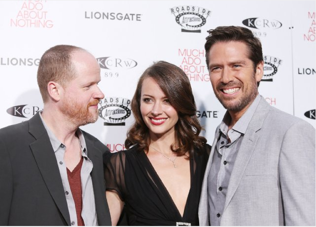 joss-whedon-amy-acker-michael-black