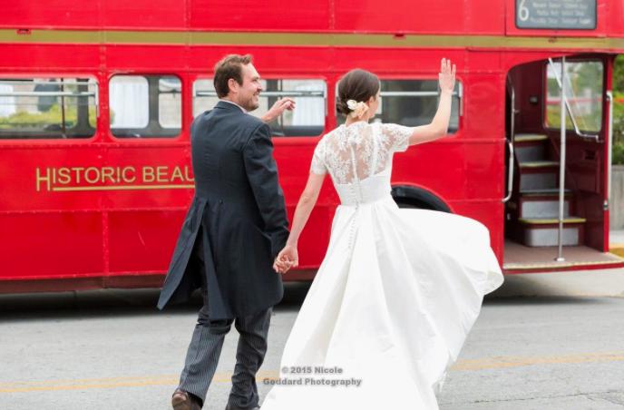 Liza bridal photo 4