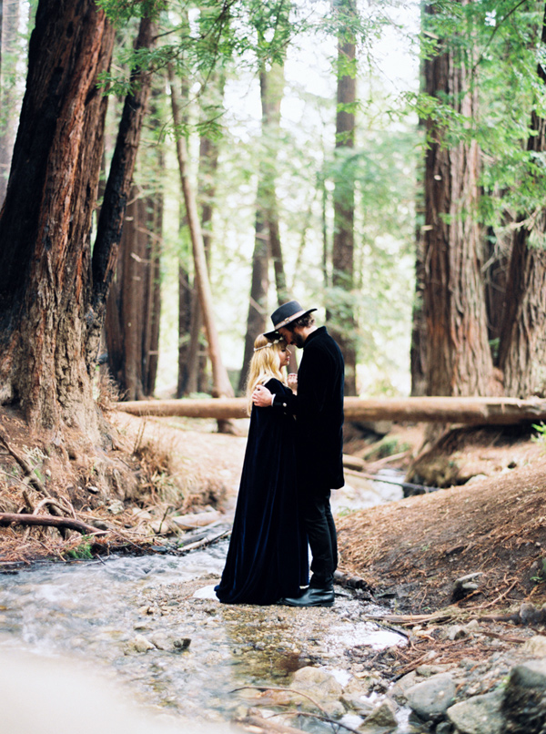 Ruffled - photo by http://www.erichmcvey.com/ - http://ruffledblog.com/modern-bohemian-wedding-in-big-sur