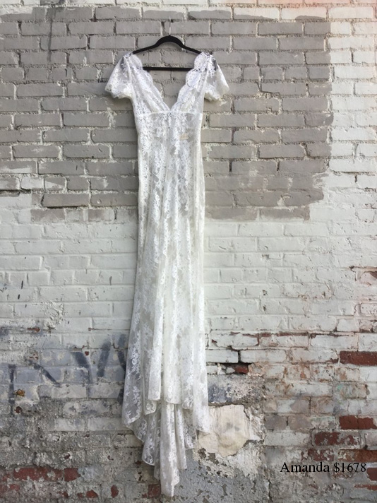 Amanda Dress | Shareen Bridal - Designer Wedding Dresses and Evening Wear