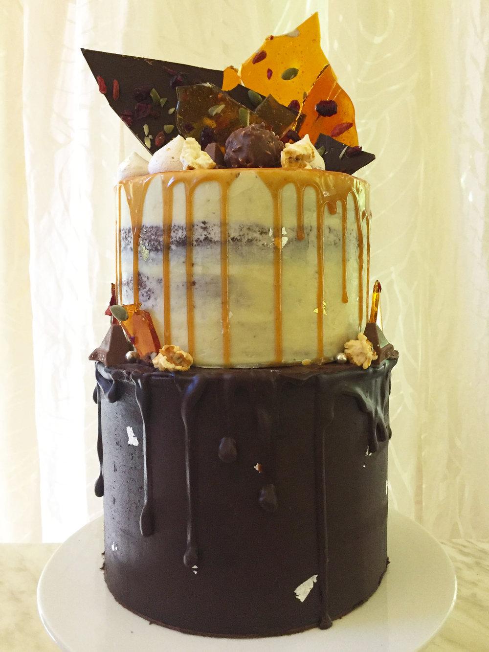 Celebration Cakes — Cake + Kaboodle