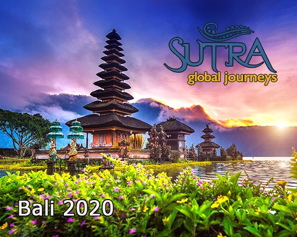 Deeper into Bali (yoga + art) March 2020