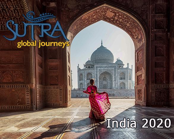 Deeper into India (art + spirituality) February 2020