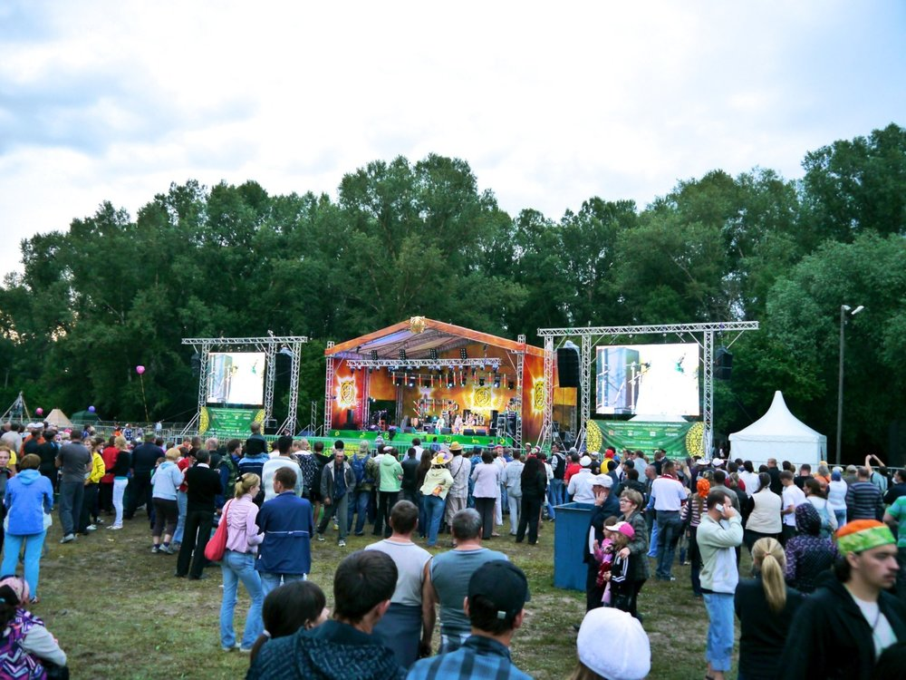 "viii international festival of ethnic music ""sayan ring"" july 8-10, 2011 shushenskoe, krasnoyarskii krai"