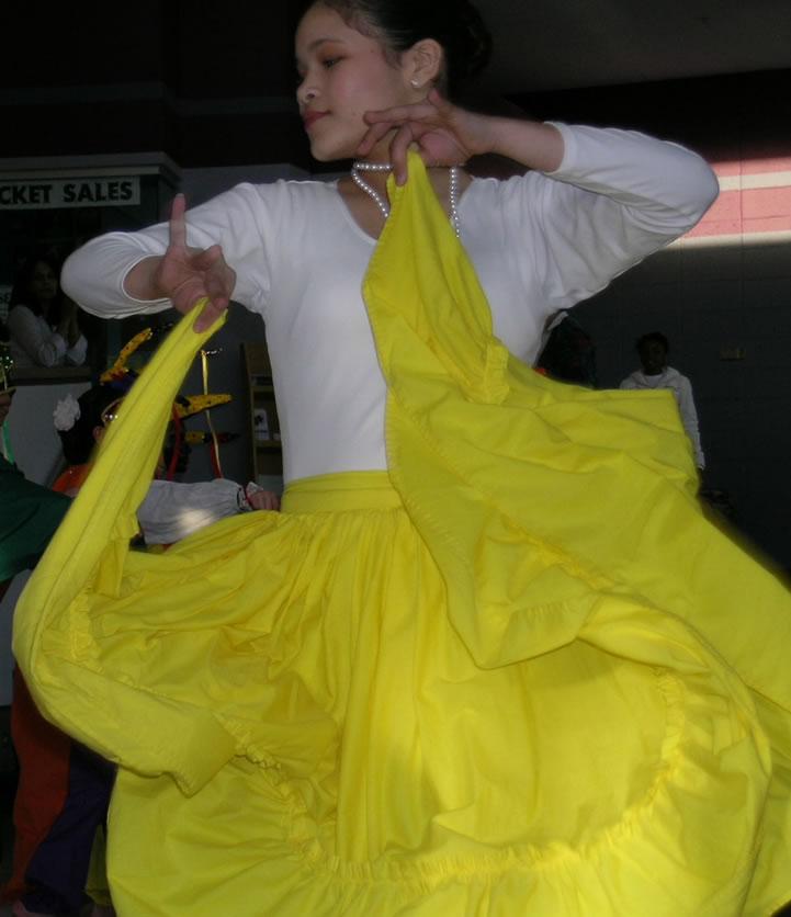Dancer La Estrella
