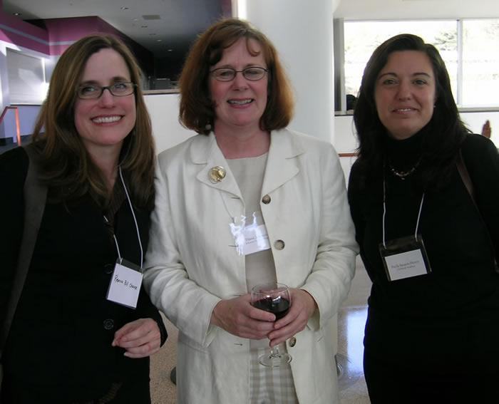 Rebecca, Diane, Perla