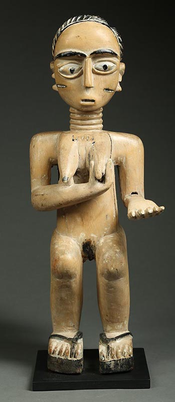 Akan Female Figure