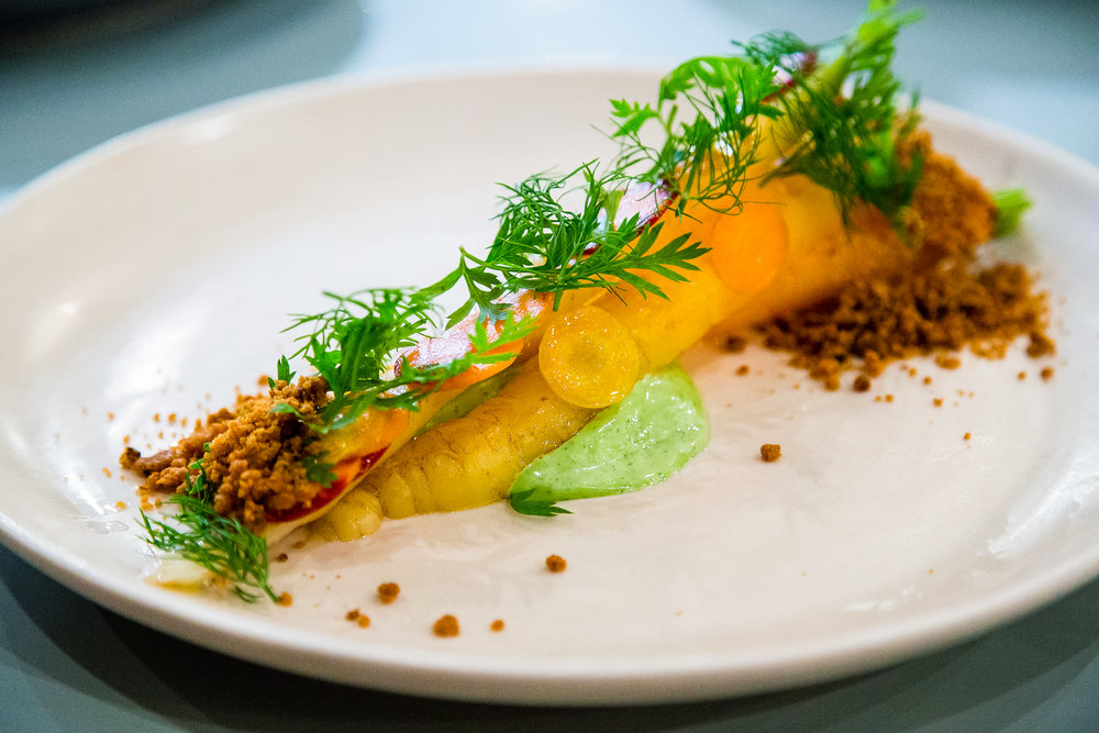 Carrot, Dill, Buttermilk