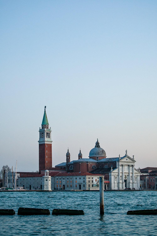 Venice Italy Chiesa di San Giorgio Maggiore