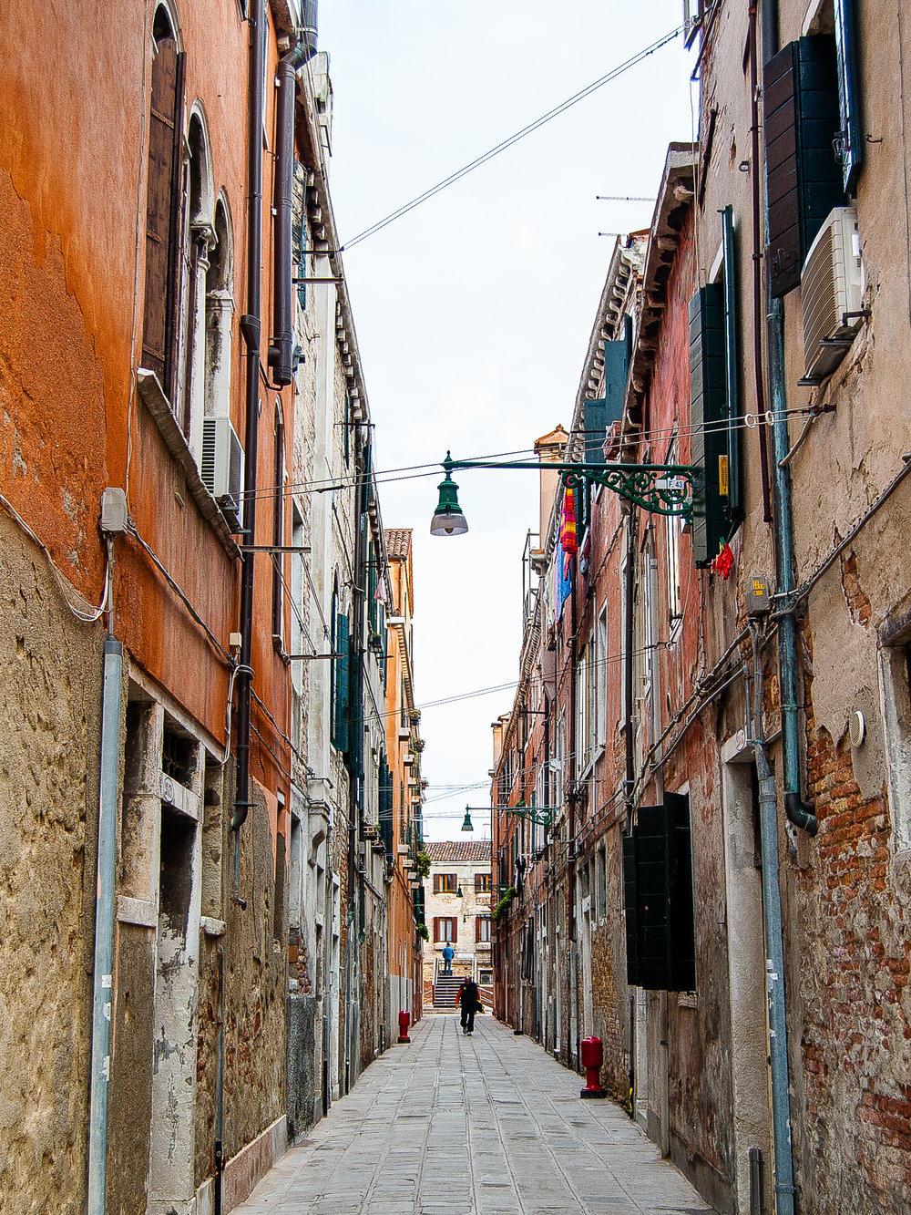 Venice Italy Alley
