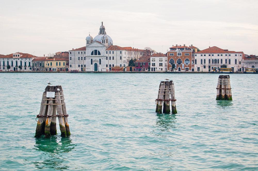 Venice Italy Le Zitelle