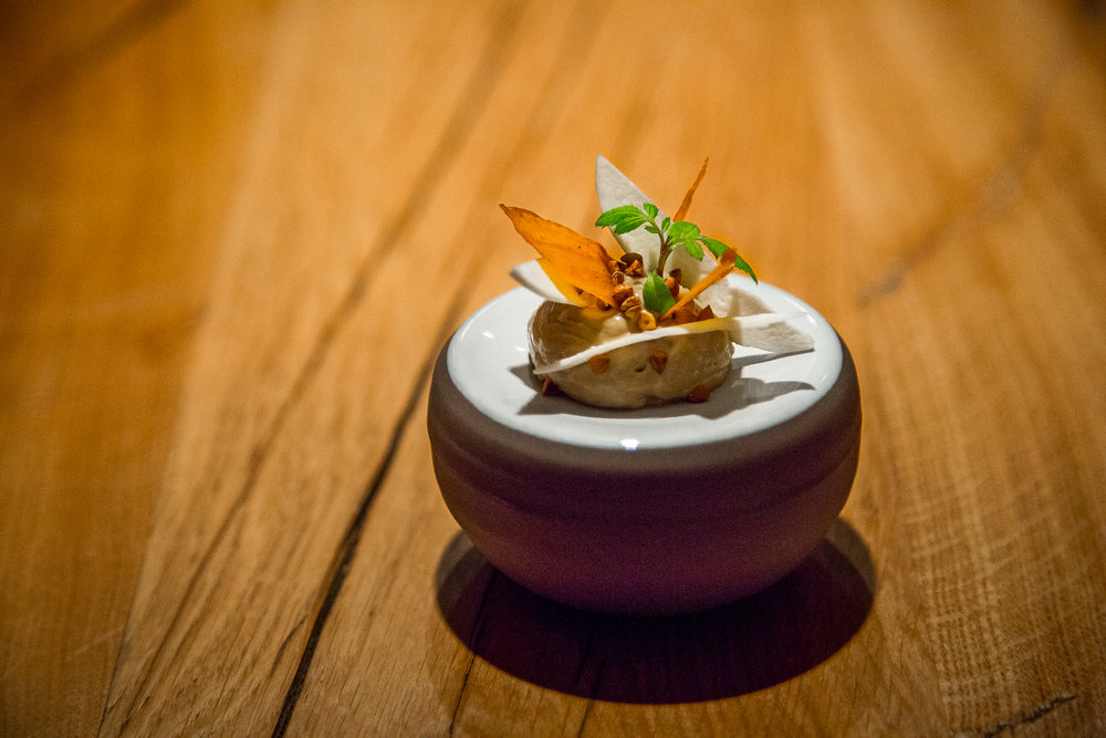 Mushroom, Coffee, Sweet Potato