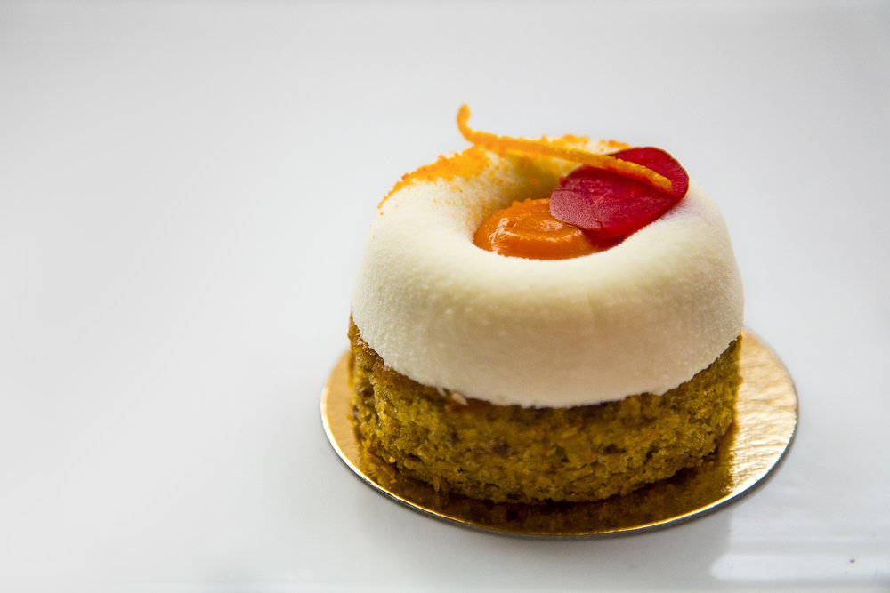 Carrot Cake at Patrice Pâtissier