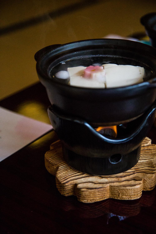 Tofu Hot Pot
