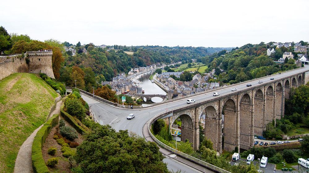 Dinan Viaduct France