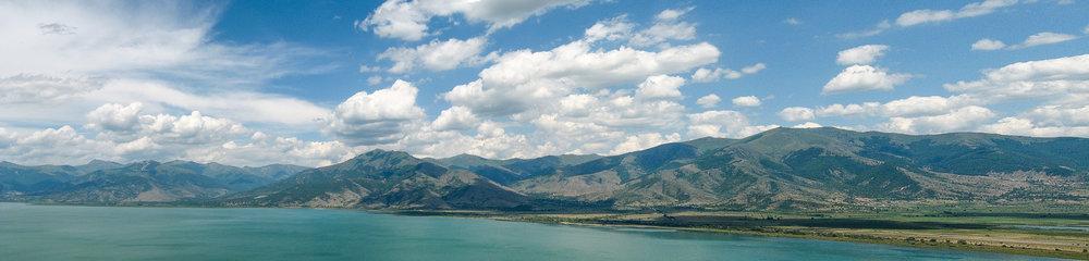 Lake Prespa?