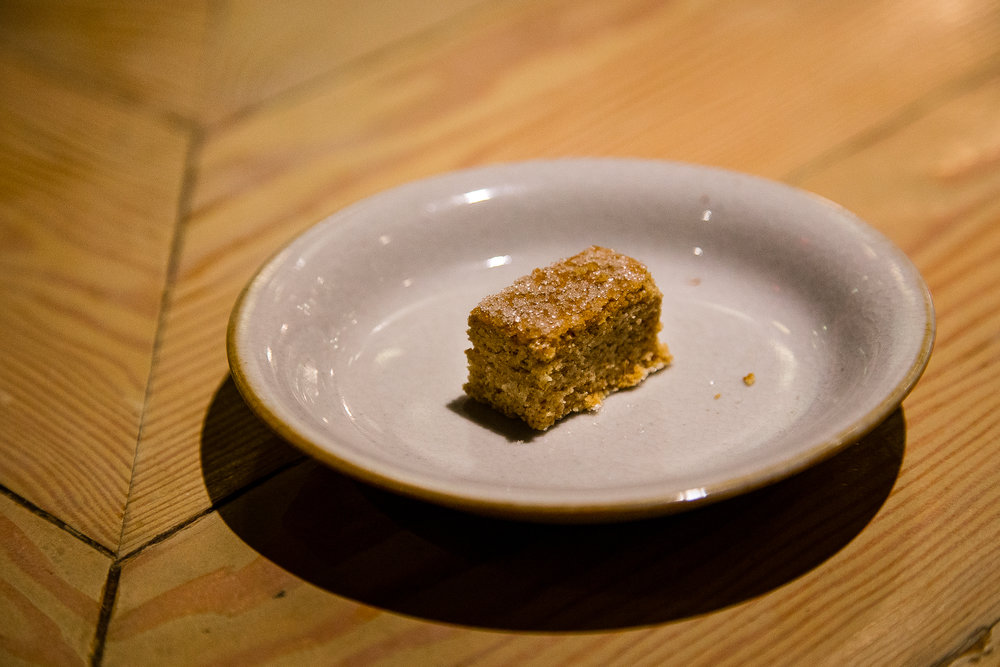 Brown Butter (?) Shortbread