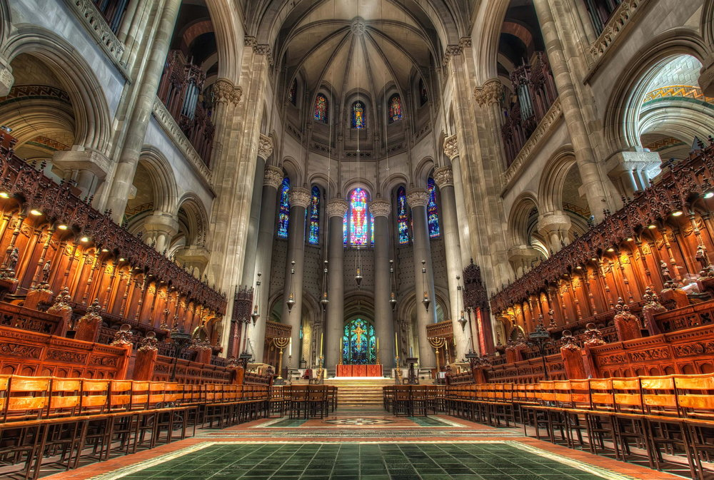St John the Divine interior.jpg