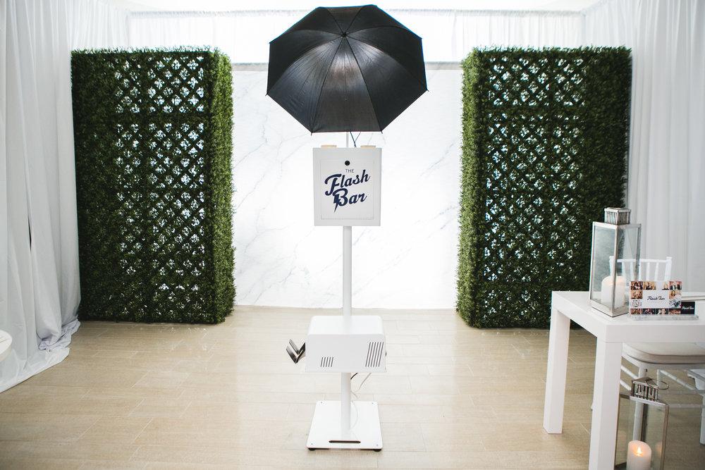Birmingham Alabama Wedding Photo Booth
