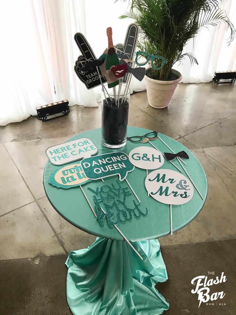 The FlashBar Birmingham Alabama Photo Booth Rental - Wedding Haven Downtown-1060