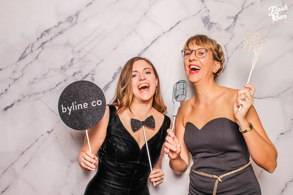Gatsby Roaring 20s Flapper Photo Booth Rental Birmingham Alabama