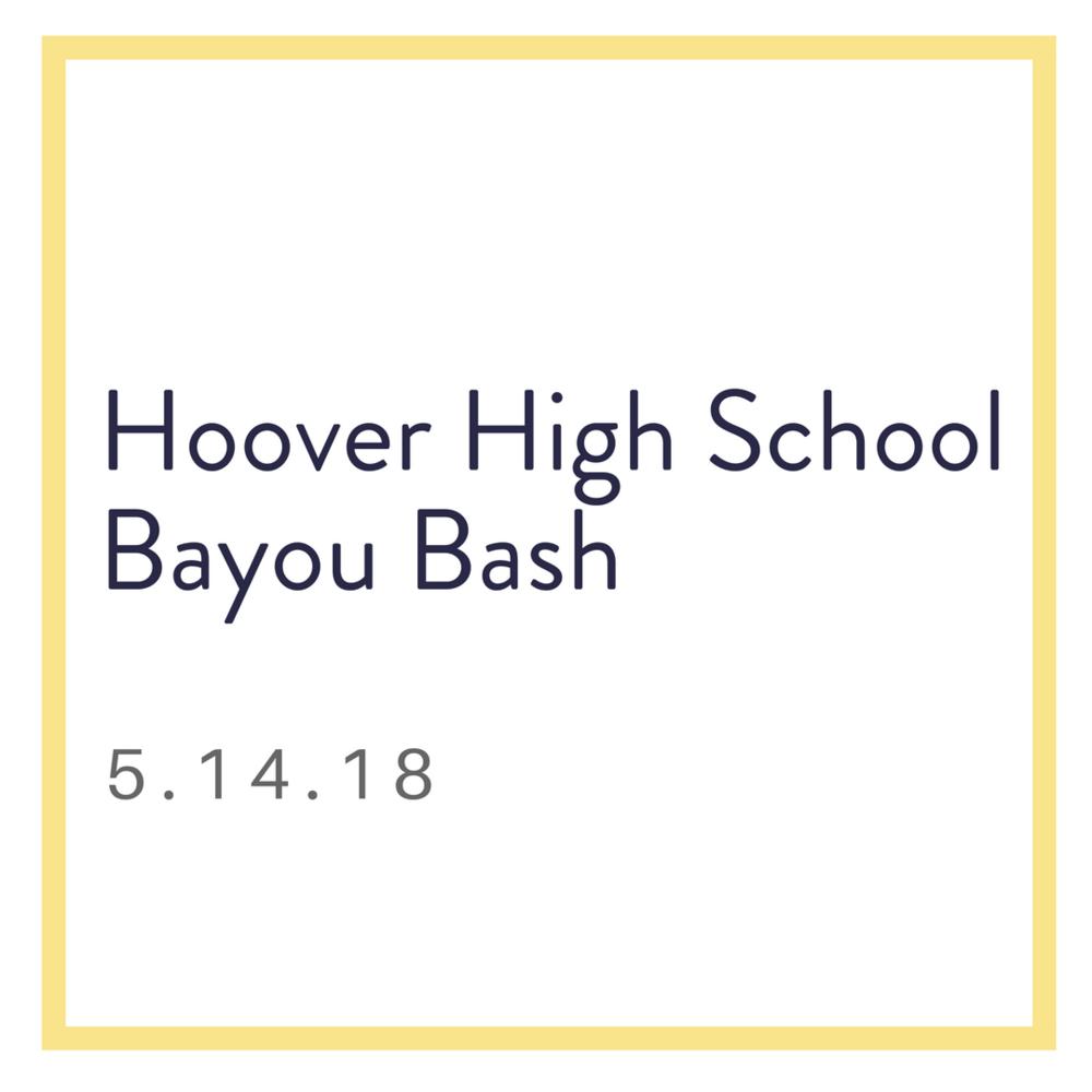 Hoover High School Photo Booth Birmingham Alabama