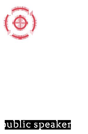 kate munari - public speaker